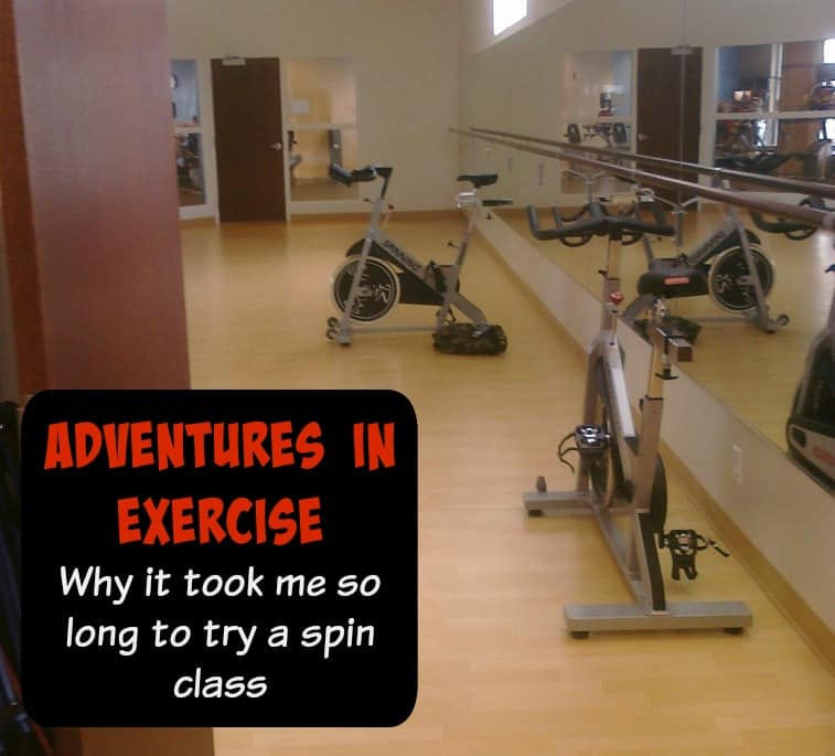 Adventures In Exercise – Why it took me so long to try a
