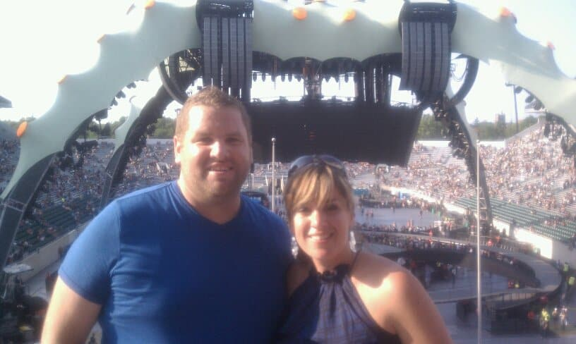 It's A Beautiful Day - Our 1st U2 Concert
