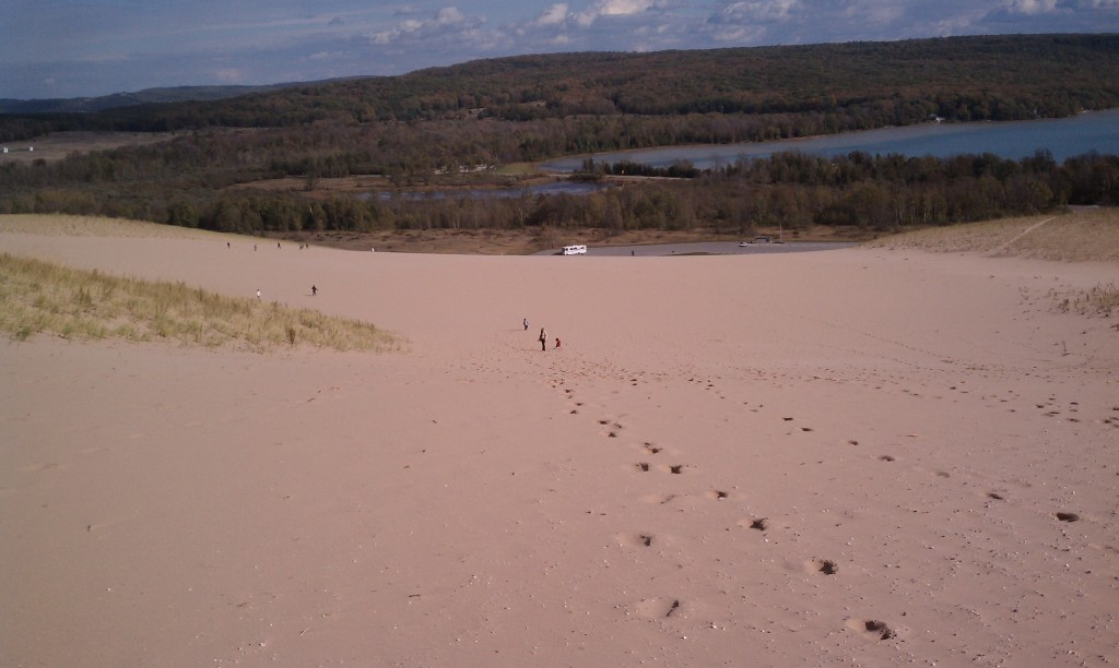 Sleeping Bear Dunes National Park