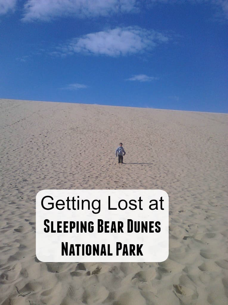 Sleeping Bear Dunes Cover