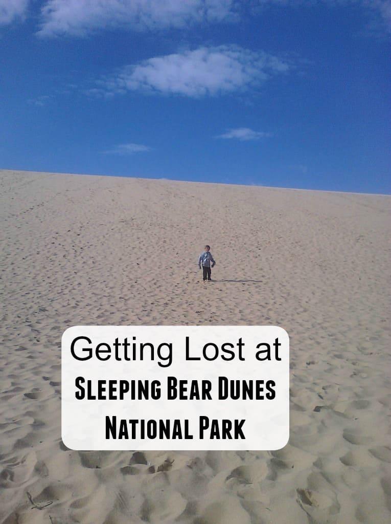 Sleeping Bear Dunes Cover