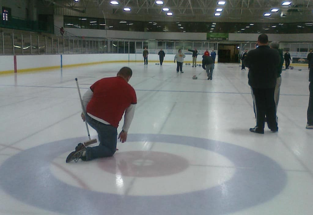 Intro to Curling Kalamazoo Curling Club in Michigan