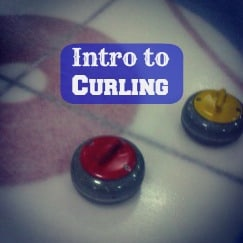 Intro to Curling Cover
