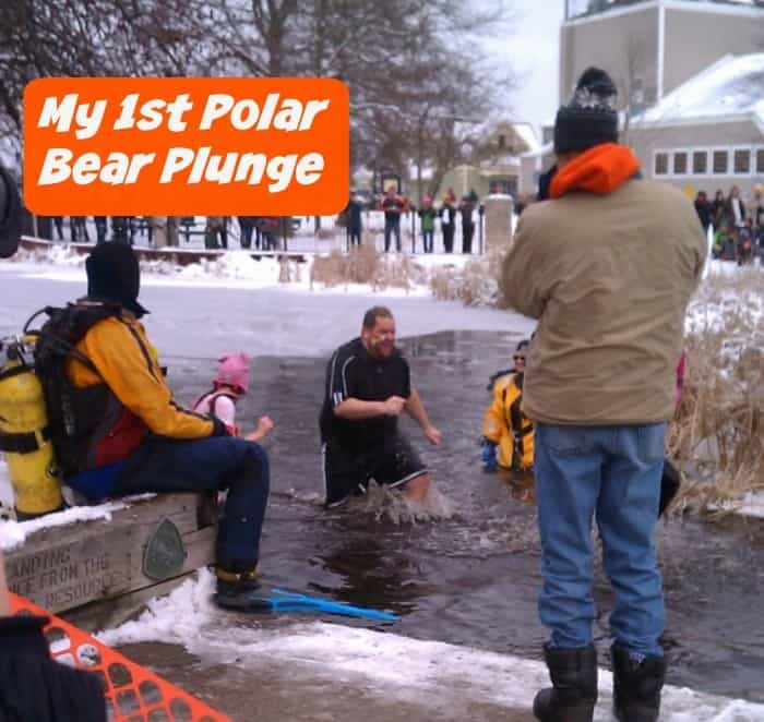 polar bear plunge Cover