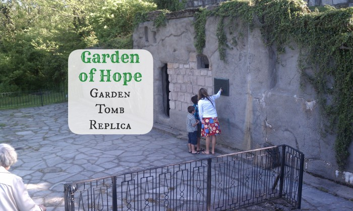 Garden of Hope Garden Tomb Replica cover .jpg