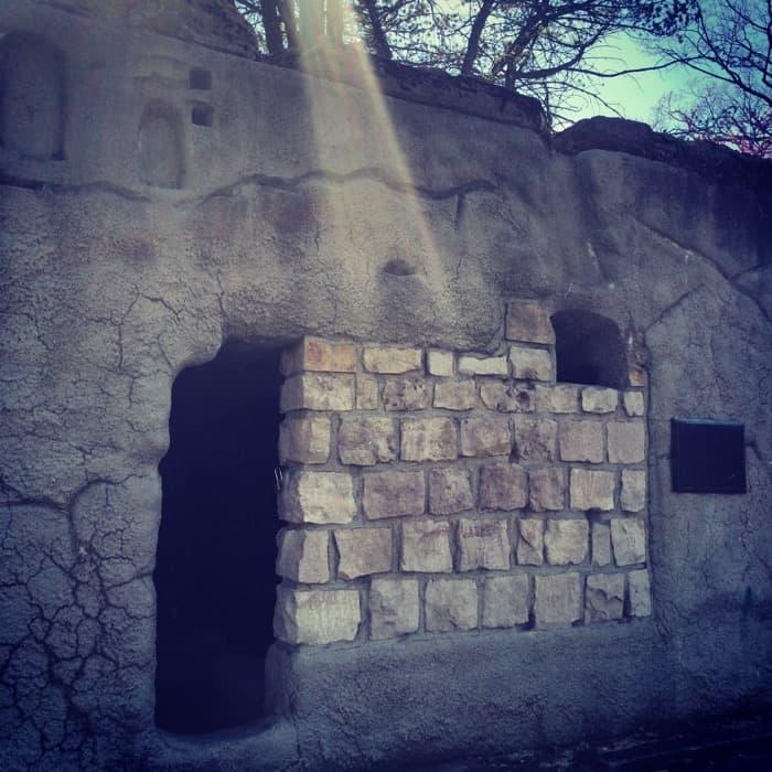 Garden of Hope Replica Tomb