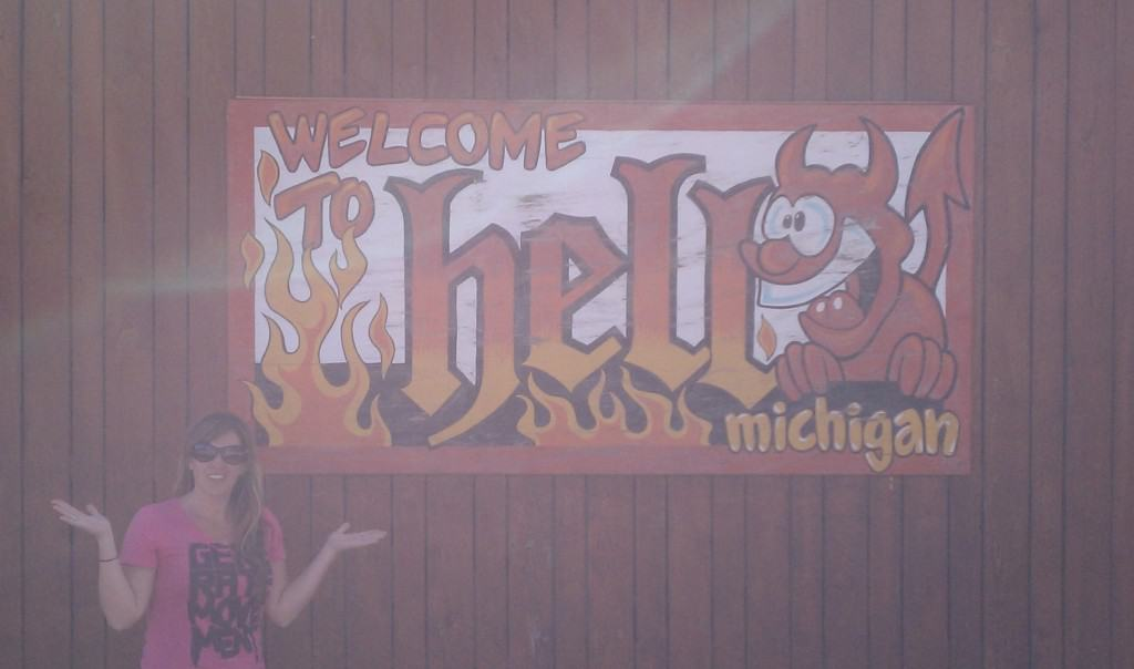 Ice Cream in Hell, Michigan