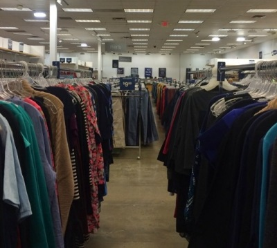 The Gap Clearance Center