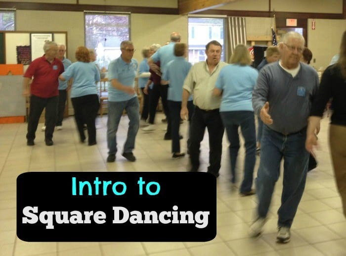 Intro to Square Dancing cover