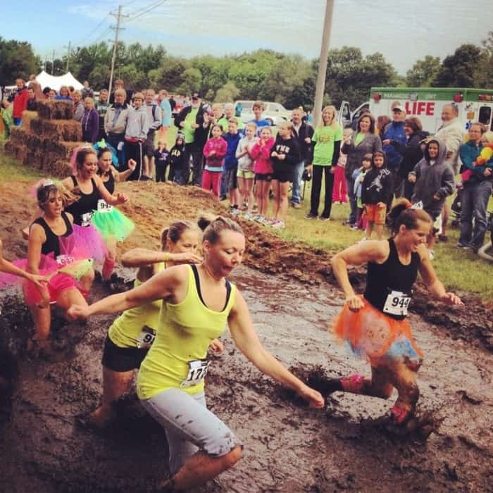 Getting Dirty For Clean Water- My 1st Mud Race