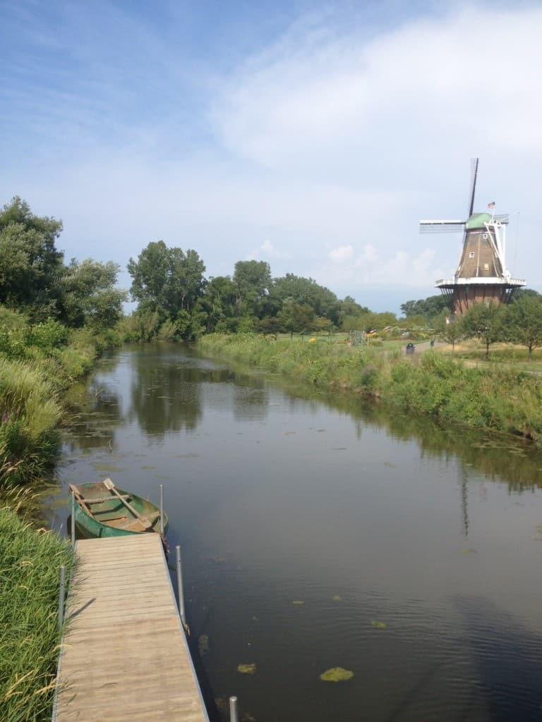 Windmill Islands Garden