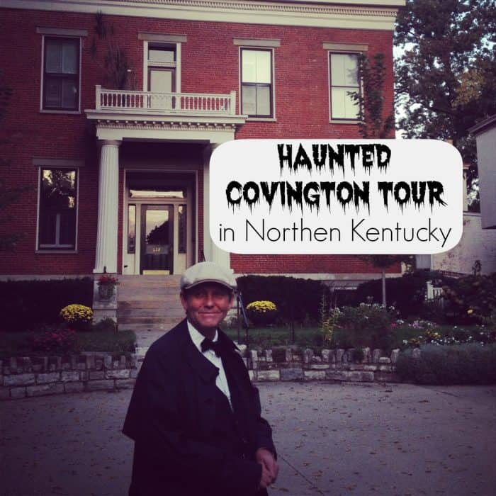 haunted covington tour in Northern Kentucky