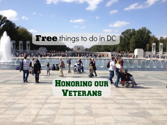 Free Things to do in DC