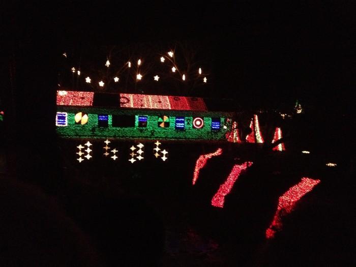 Legendary Lights of Clifton Mill