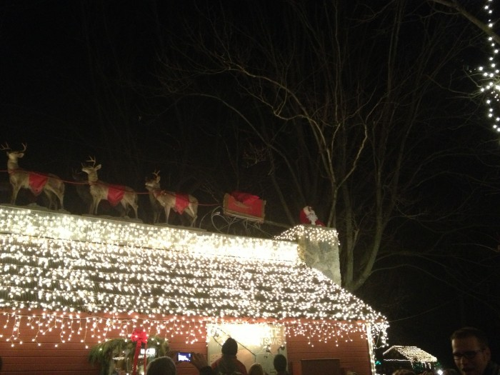 Legendary Lights of Clifton Mill