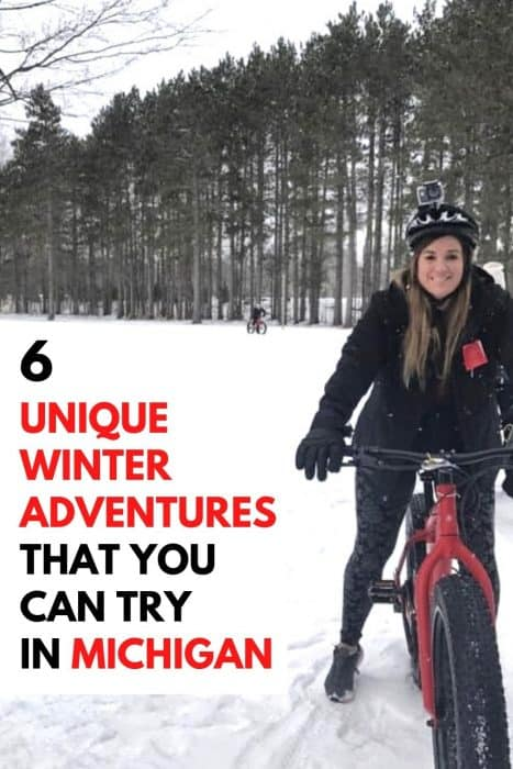 6 Unique Winter Adventures That 6 Unique Winter Adventures That You Can Try In Michigan Can Try In Michigan