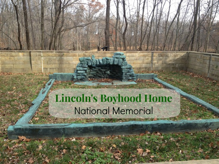 lincoln's boyhood home