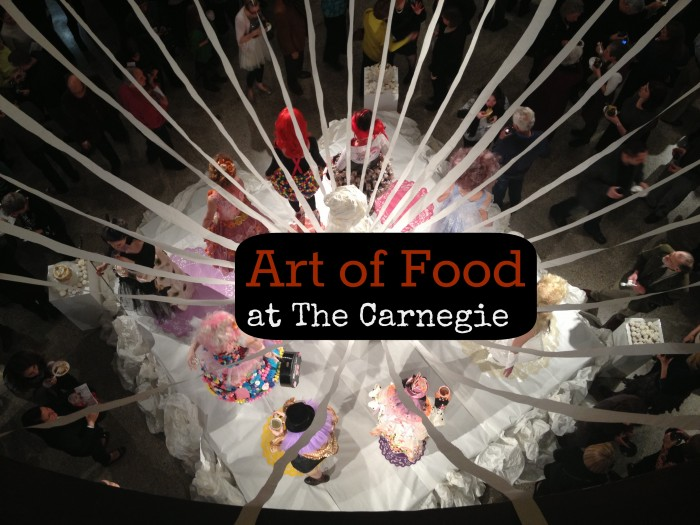 art of food cover