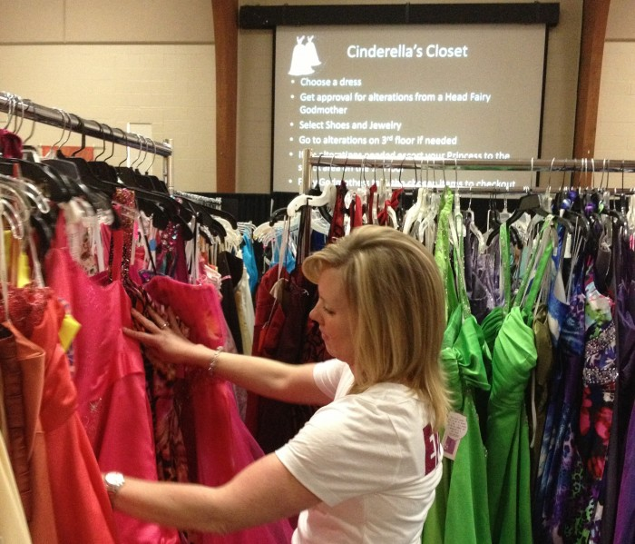Cinderella's Closet Turning Dresses into Dreams