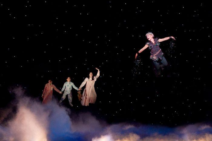 I won't grow up! ~ Peter Pan on Broadway