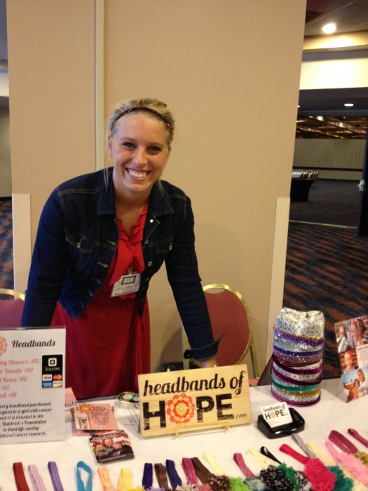 Headbands of Hope Founder Jessica