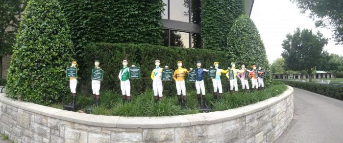 Keeneland Jockeys