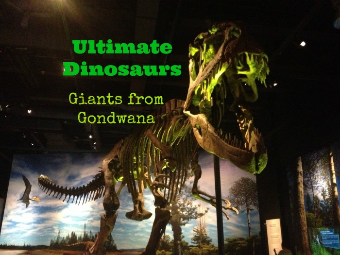 Ultimate Dinosaurs: Giants from Gondwana