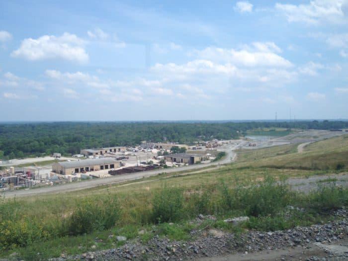 Rumpke Landfill Tour
