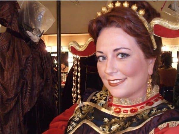 Cincinnati opera singer