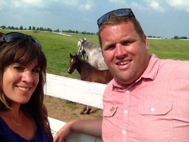 Calume Farm Unique Horse Farm Tour Lexington, Kentucky