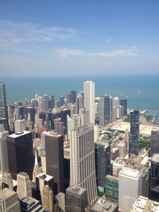 The Ledge at Skydeck Chicago