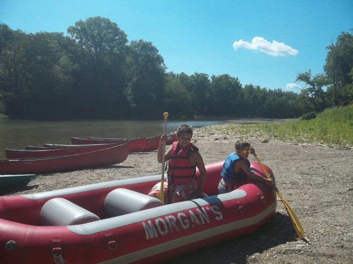 Morgan's Canoe Outdoor Adventure Brookville Indiana
