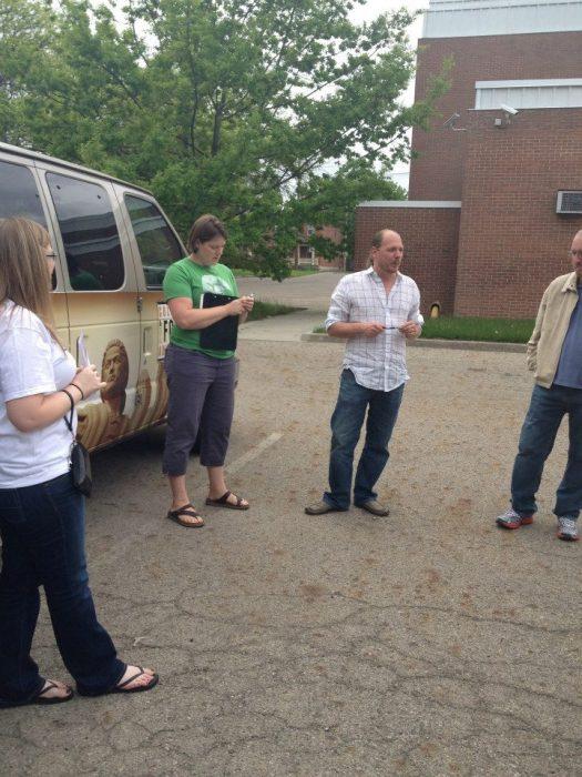 Columbus Food Adventures Taco Truck Tour