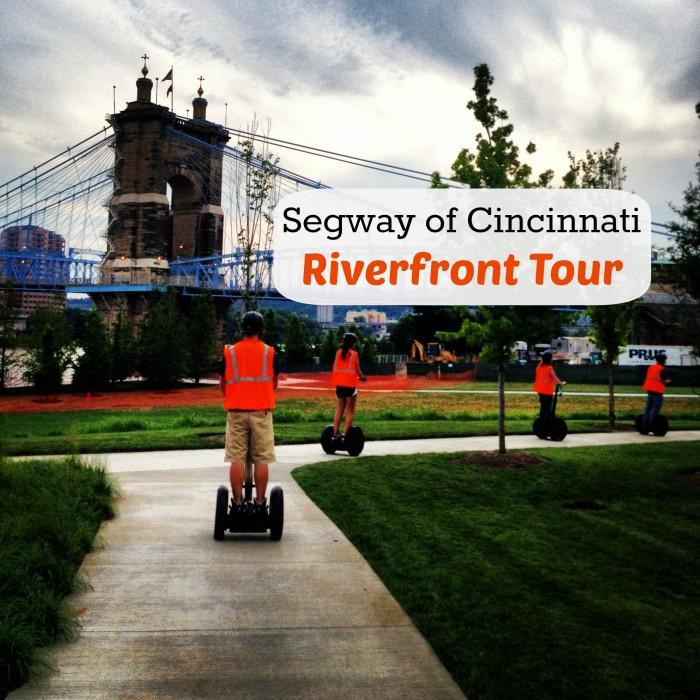 riverfront tour