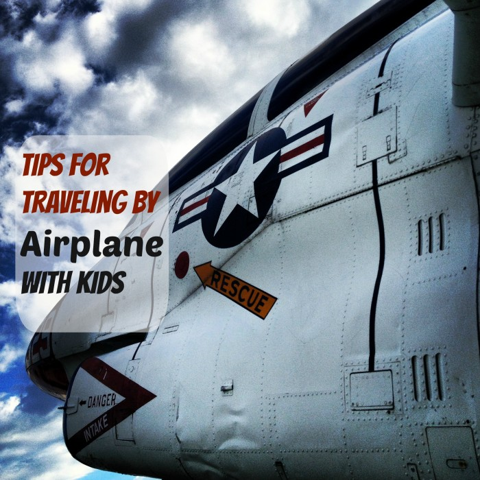 tips for traveling by airplane