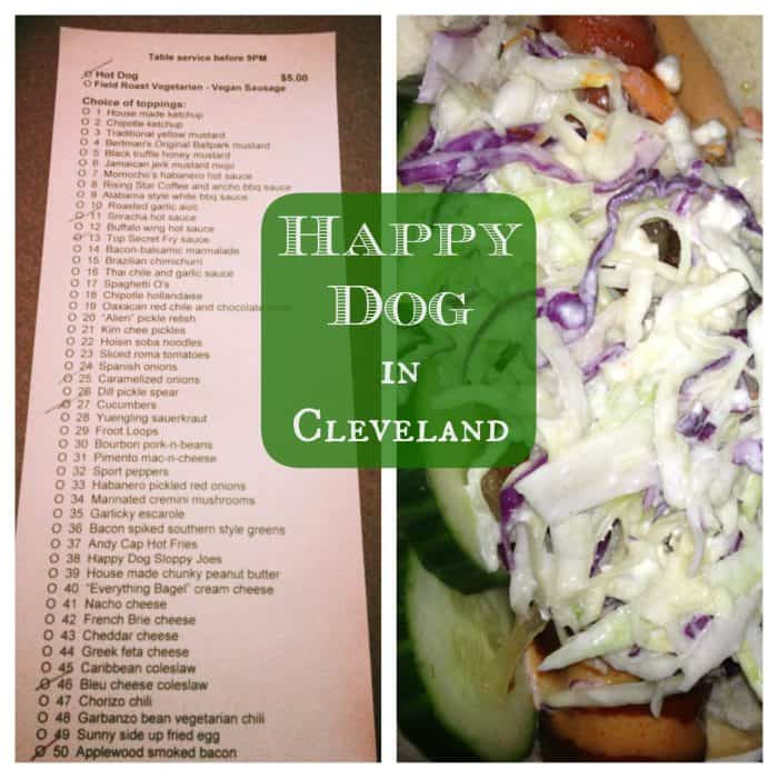 Happy Dog Cleveland Ohio