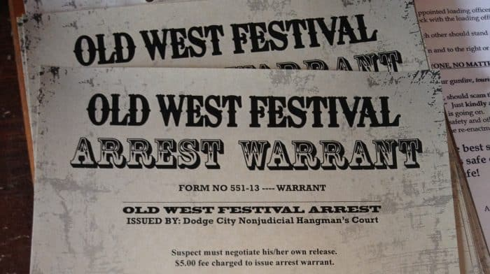 Old West Festival - Adventure mom