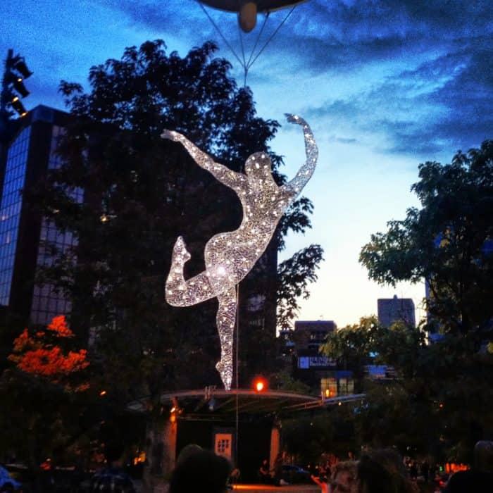 Art Prize in Grand Rapids, Michigan