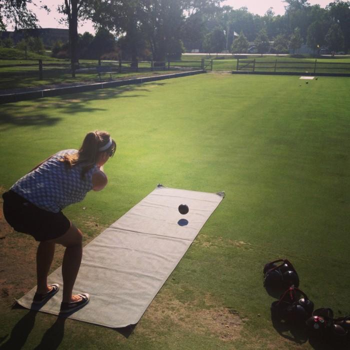 Lawn Bowling Cincinnati Ohio