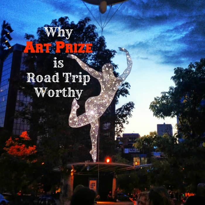 Why art prize is road trip worthy