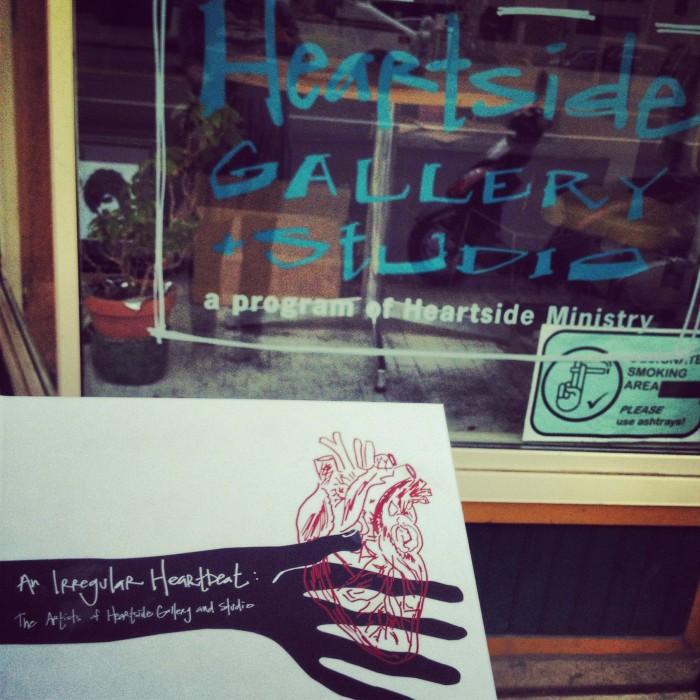 heartside gallery and studio