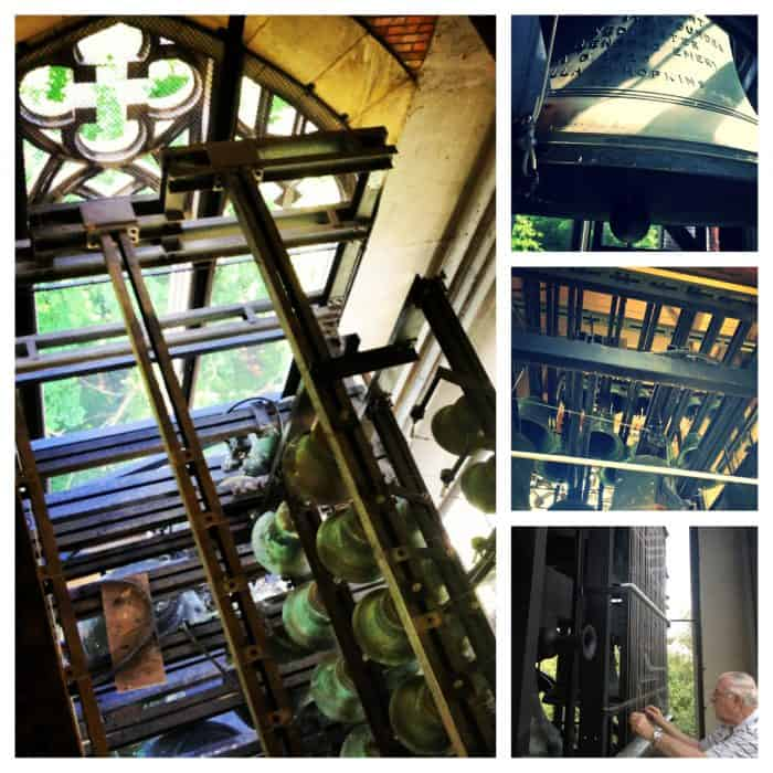 Carillon Bell Tower Tour Mariemont Ohio