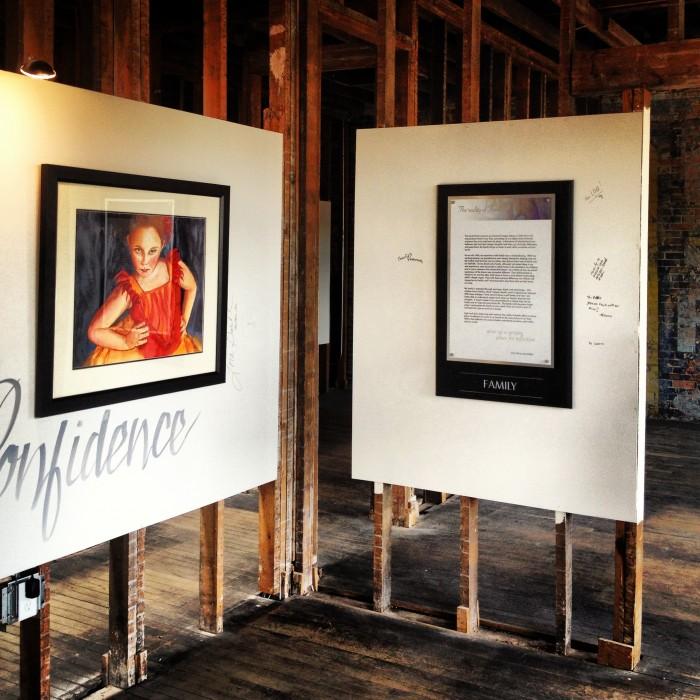 the harris building Art Prize in Grand Rapids, Michigan