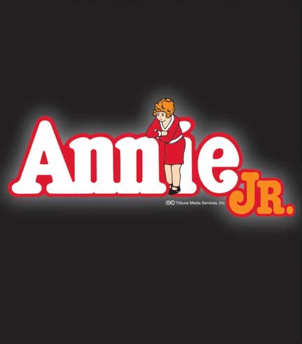 Annie JR. artwork