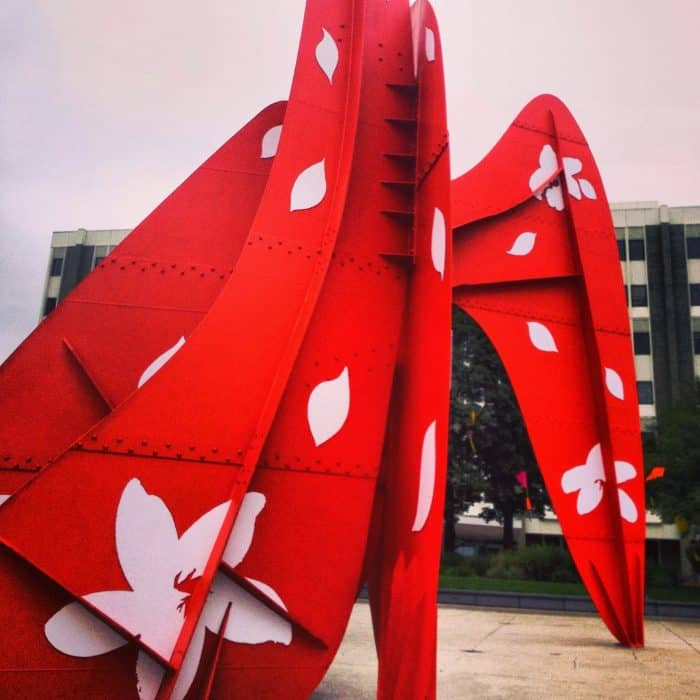 Art Prize Calder Plaza
