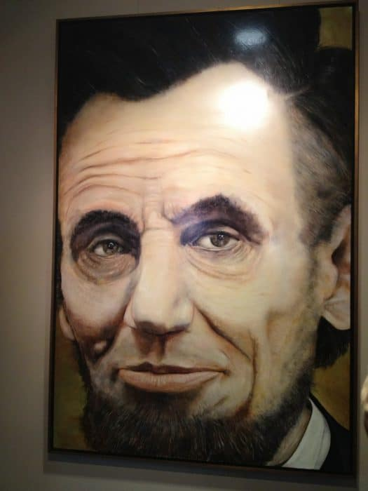 """Lincoln"" by Michael Feehan"