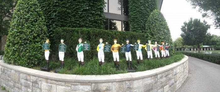 Keeneland jockey silks 2