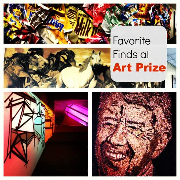 favorite finds at art prize