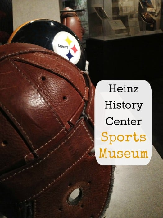 Heinz History Center Sports Museum