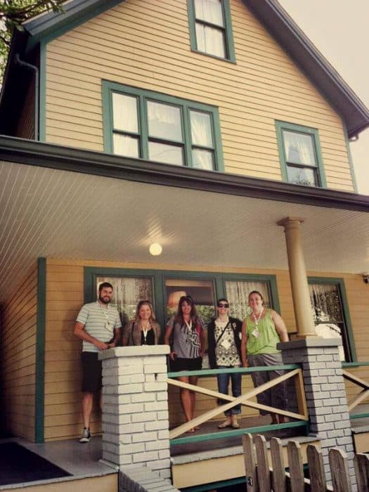a christmas story bloggers - Christmas Story House